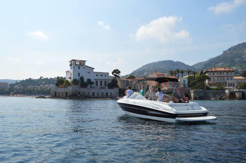 Nice Boat Tour Book Via Azur Vibes