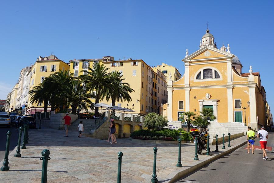 Corscia Road Trip - Ajaccio