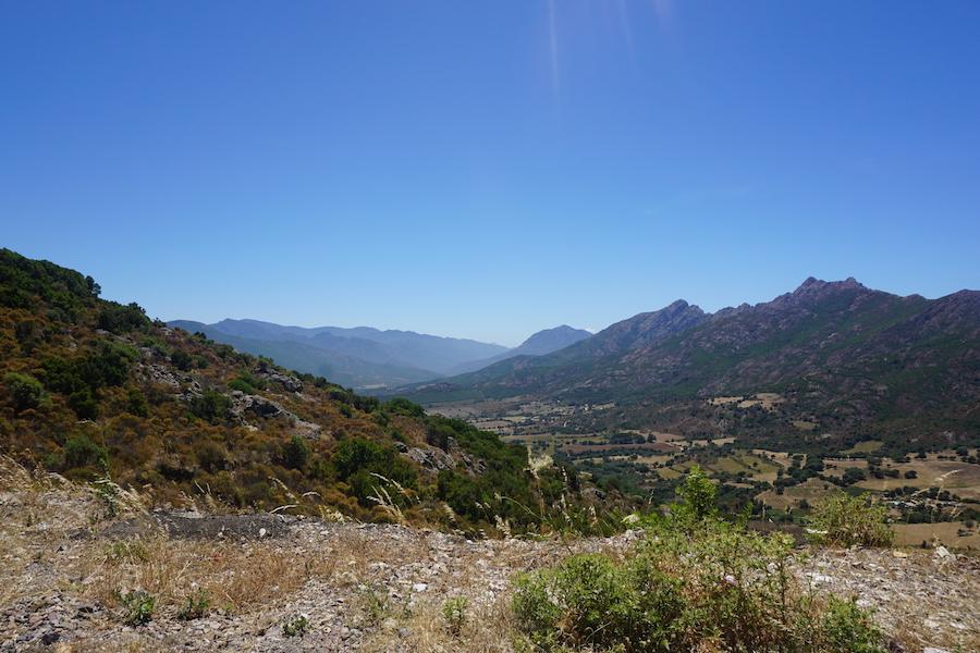 Corsica Road Trip - Ajaccio to Calvi
