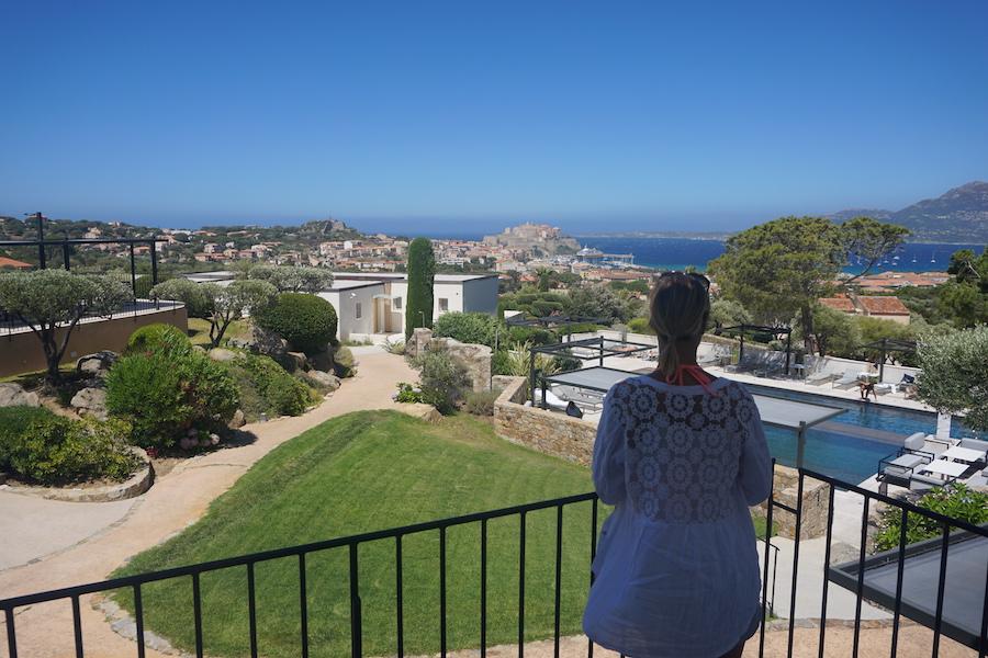 Corsica Road Trip - Hotel la Villa in Calvi